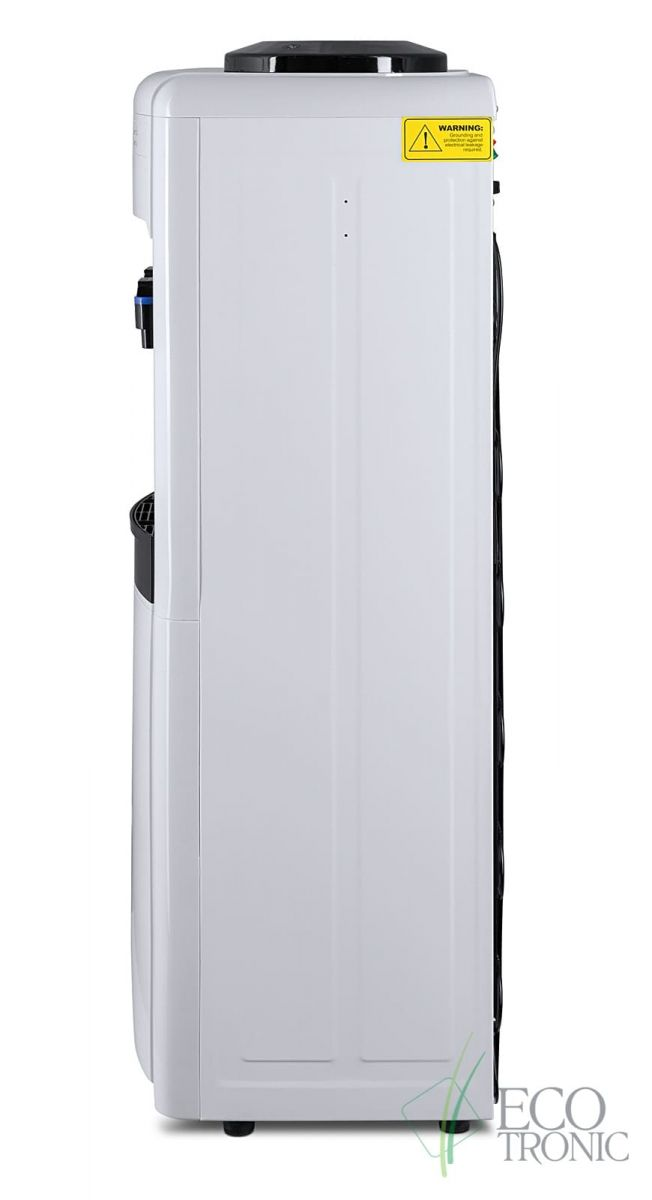 Кулер Ecotronic H2-L white+black